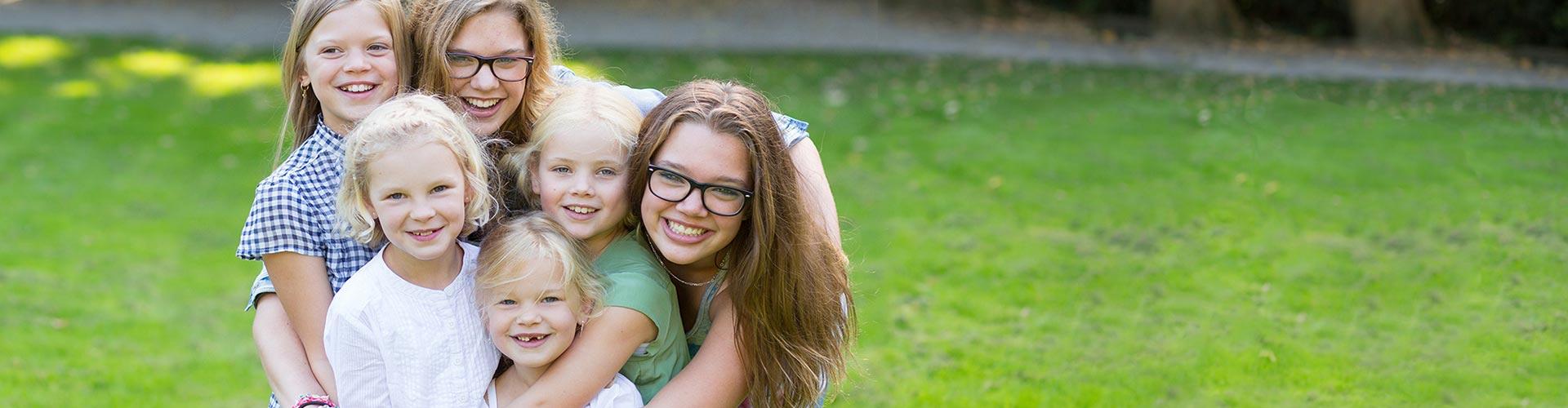 Slider kinderen en tieners en ouderavonden